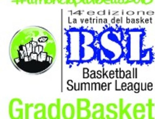 BSL Summer League Grado LIVE su Statbasket.it